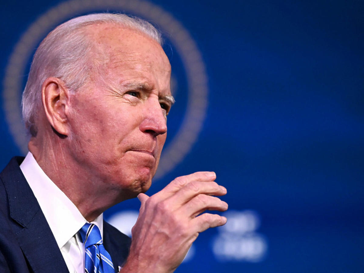 Joe Biden, prezydent elekt USA