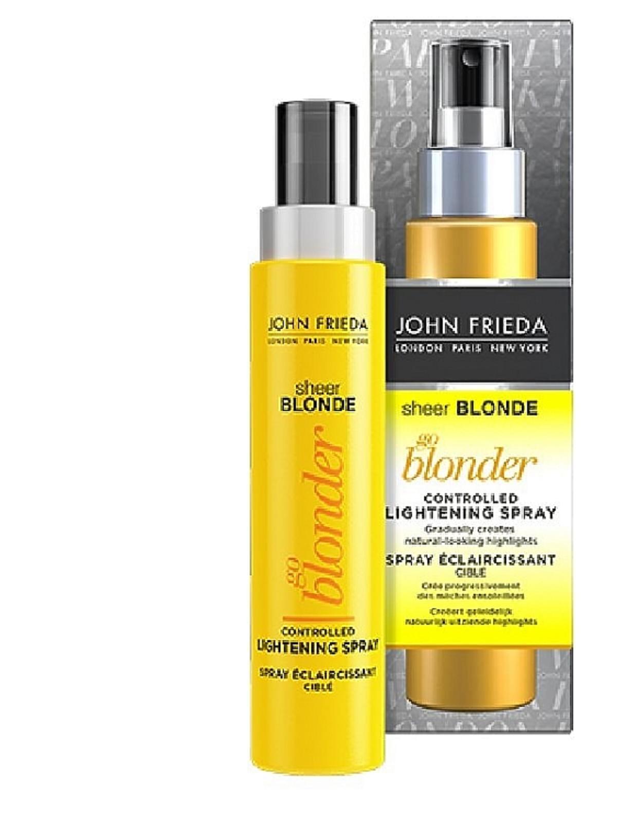 John Frieda, Sheer Blonde, spray rozjaśniający włosy, 58,99 zł