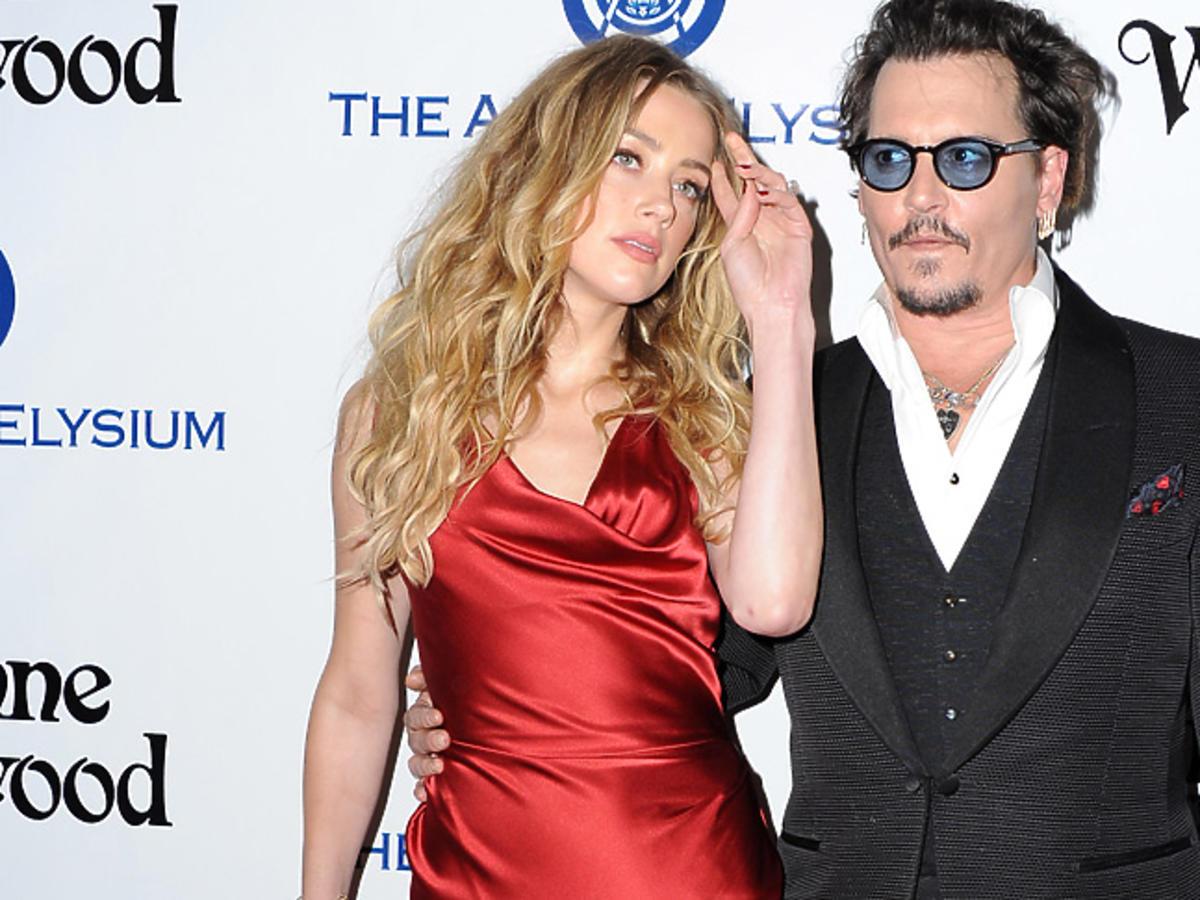 Johnny Depp rozwodzi się z Amber Heard