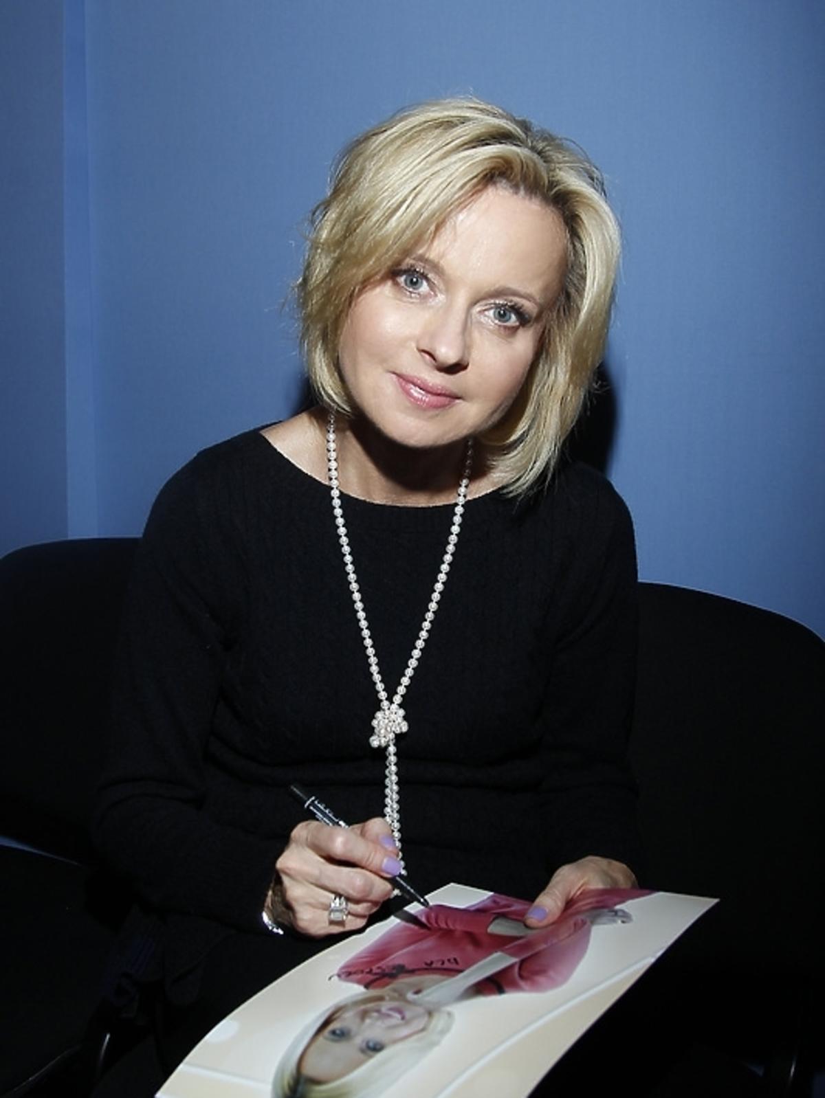 Jolanta Pieńkowska nagrywa płytę z kolendami