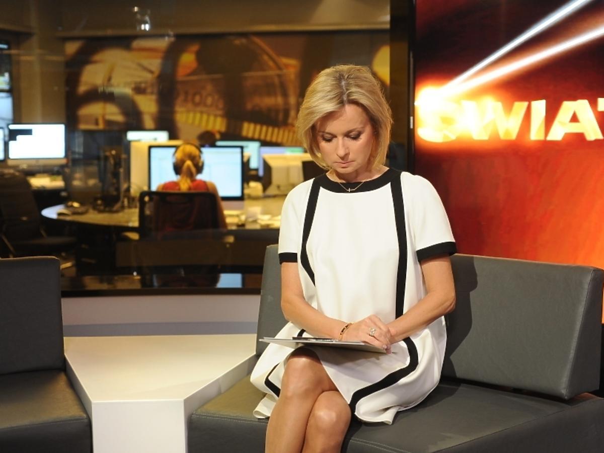 Jolanta Pieńkowska w programie