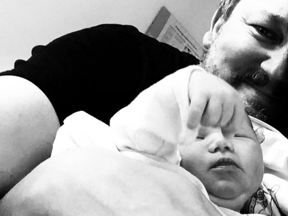 Joszko Broda po raz 11 został ojcem
