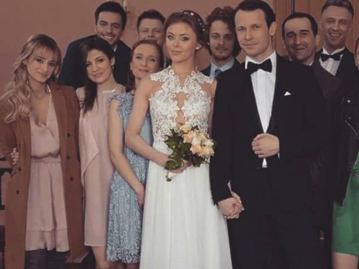 Jowita, Radek, Pierwsza miłość, ślub