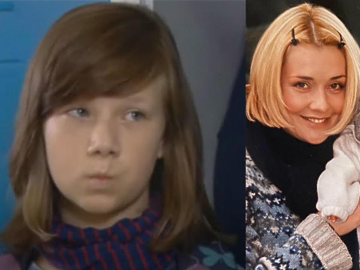 Julia Królikwoska i jej rodzice