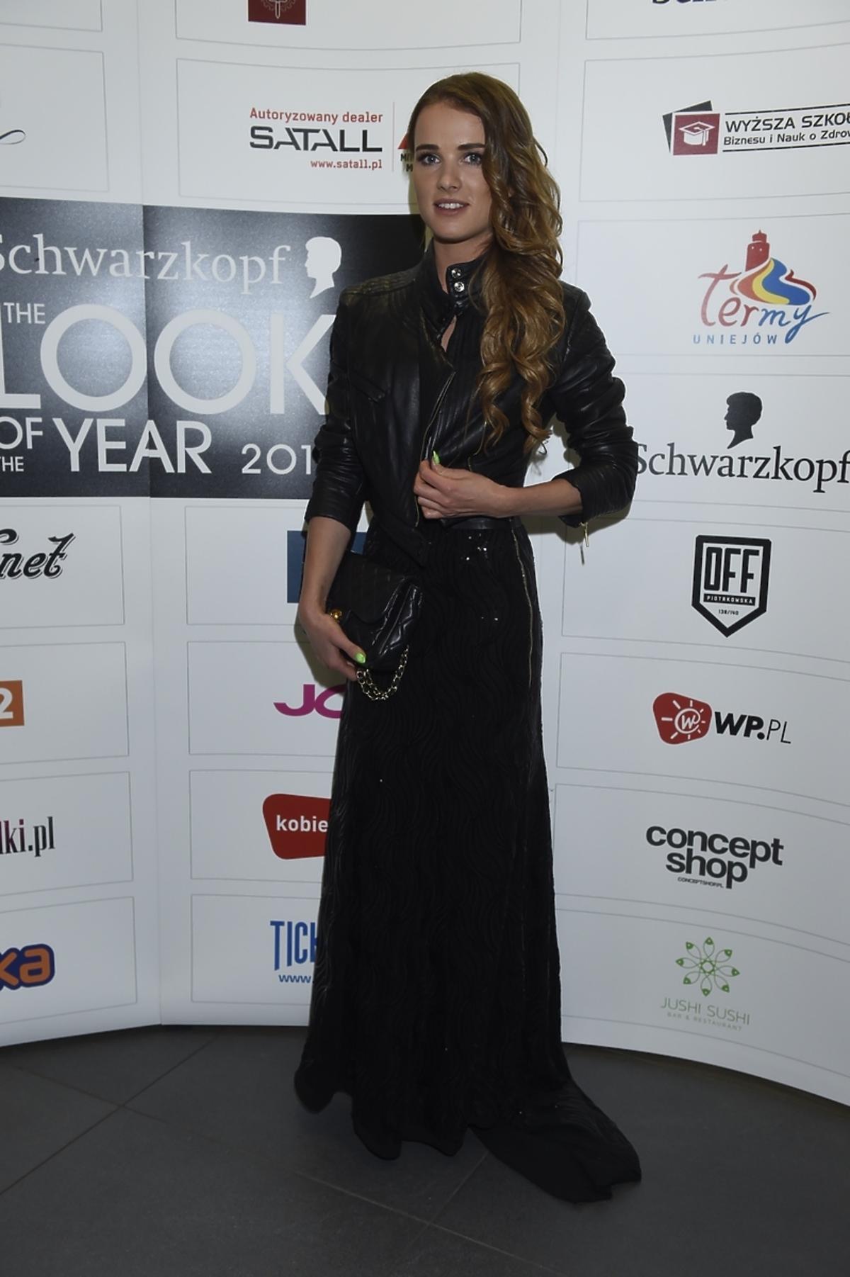 Julia Kuczyńska Maffashion na gali The Look Of The Year
