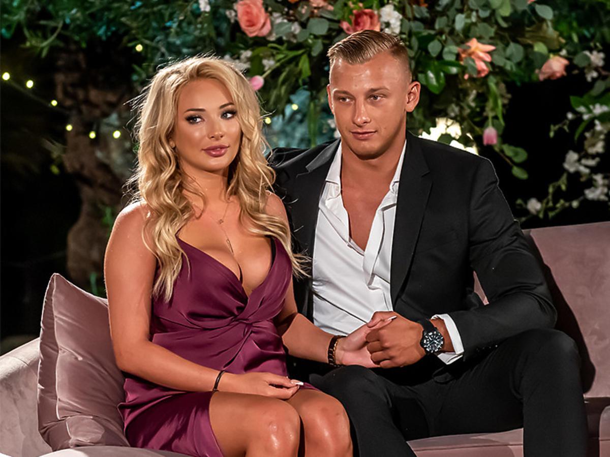 "Julia Nowakowska i Dominik Grot wygrali  ""Love Island 2"""