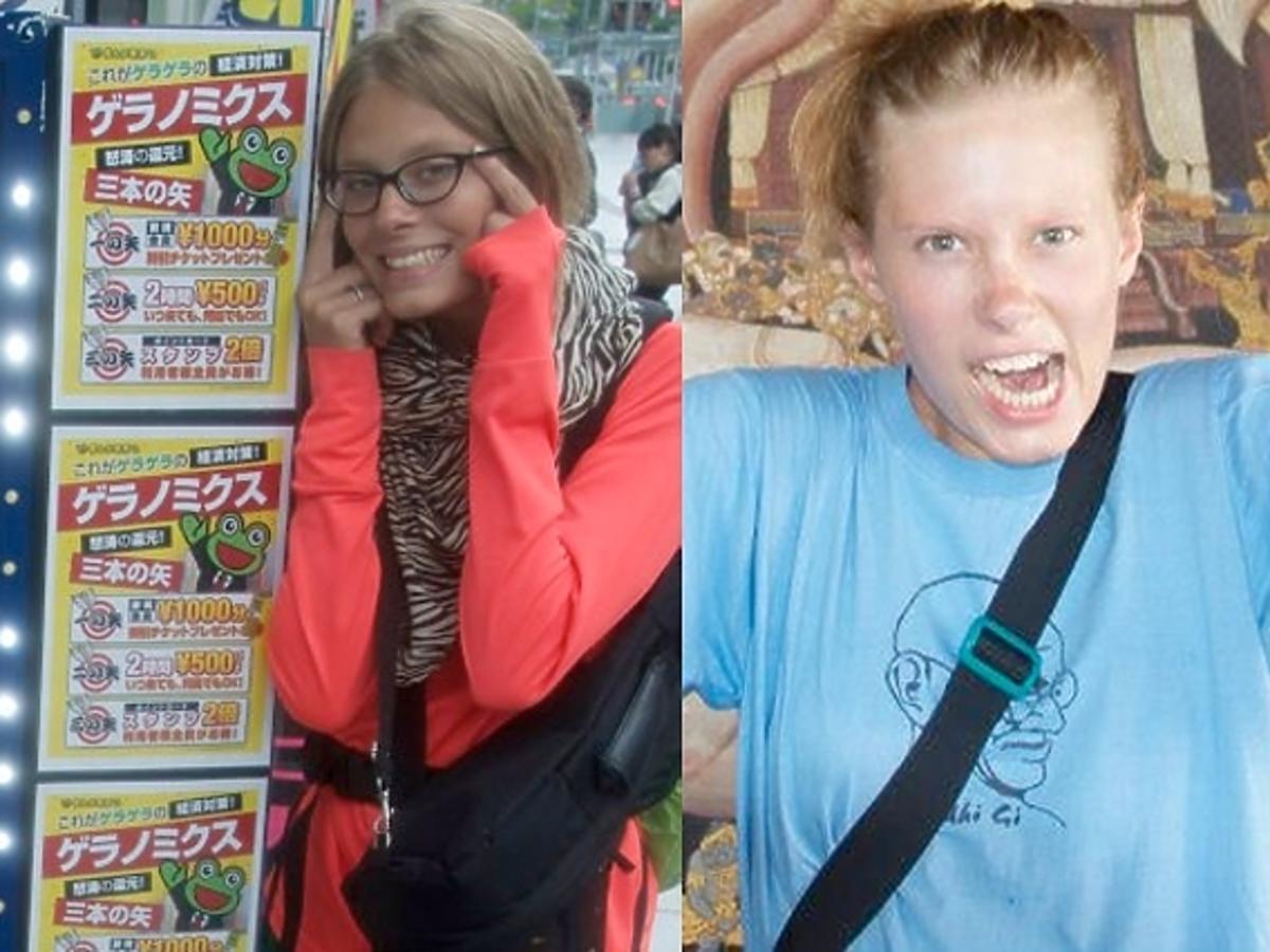 Julia Pietrucha na wakacjach w Japnii i Tajlandii