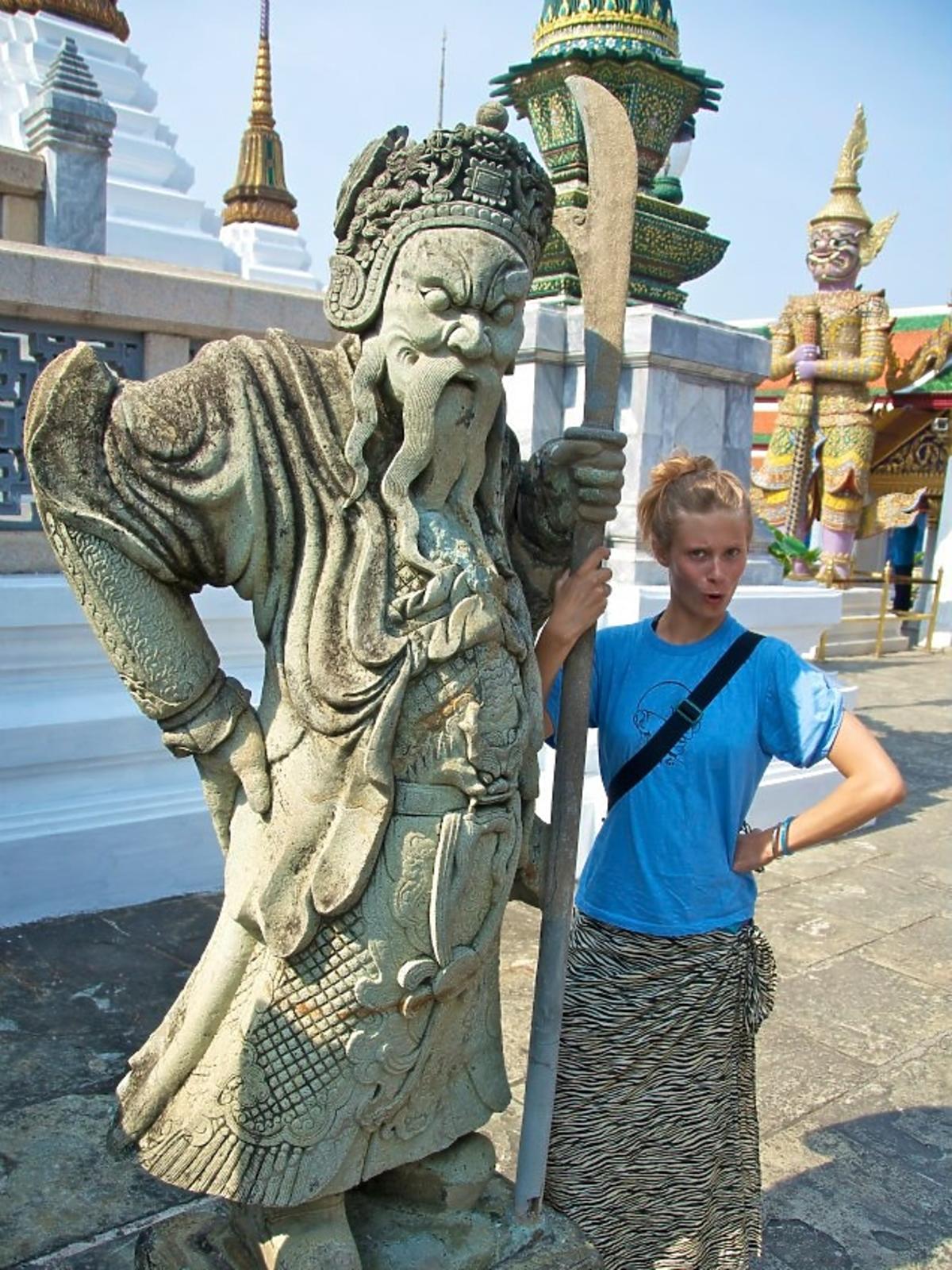 Julia Pietrucha na wakacjach w Tajlandii