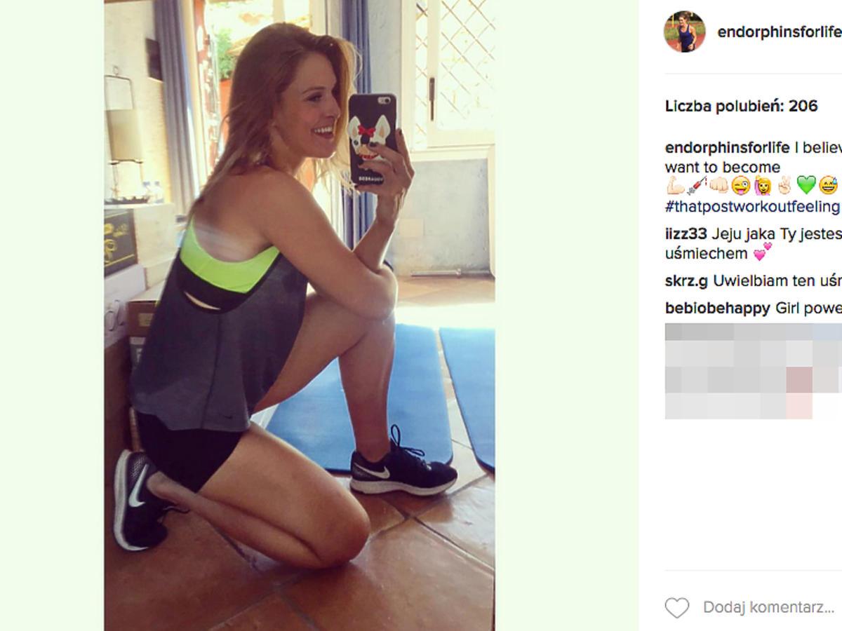 Julia Starak schudła ponad 20 kilo