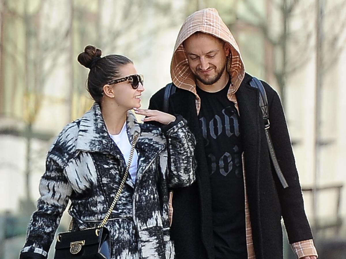 Julia Wieniawa i Baron byli w Vitkacu