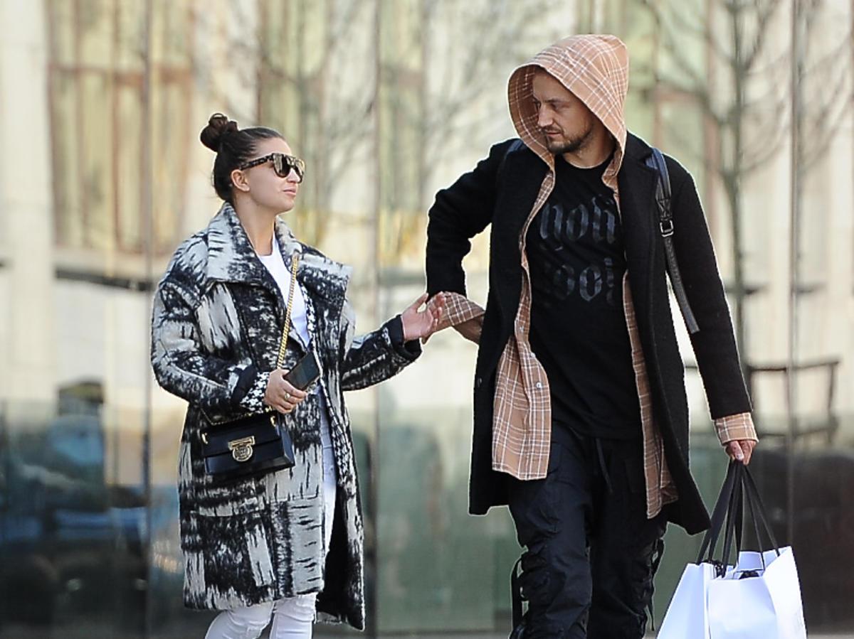 Julia Wieniawa i Baron kupili dużo ubrań
