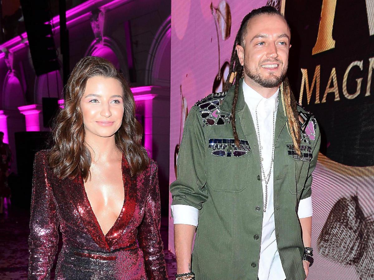 Julia Wieniawa i Baron razem na imprezie