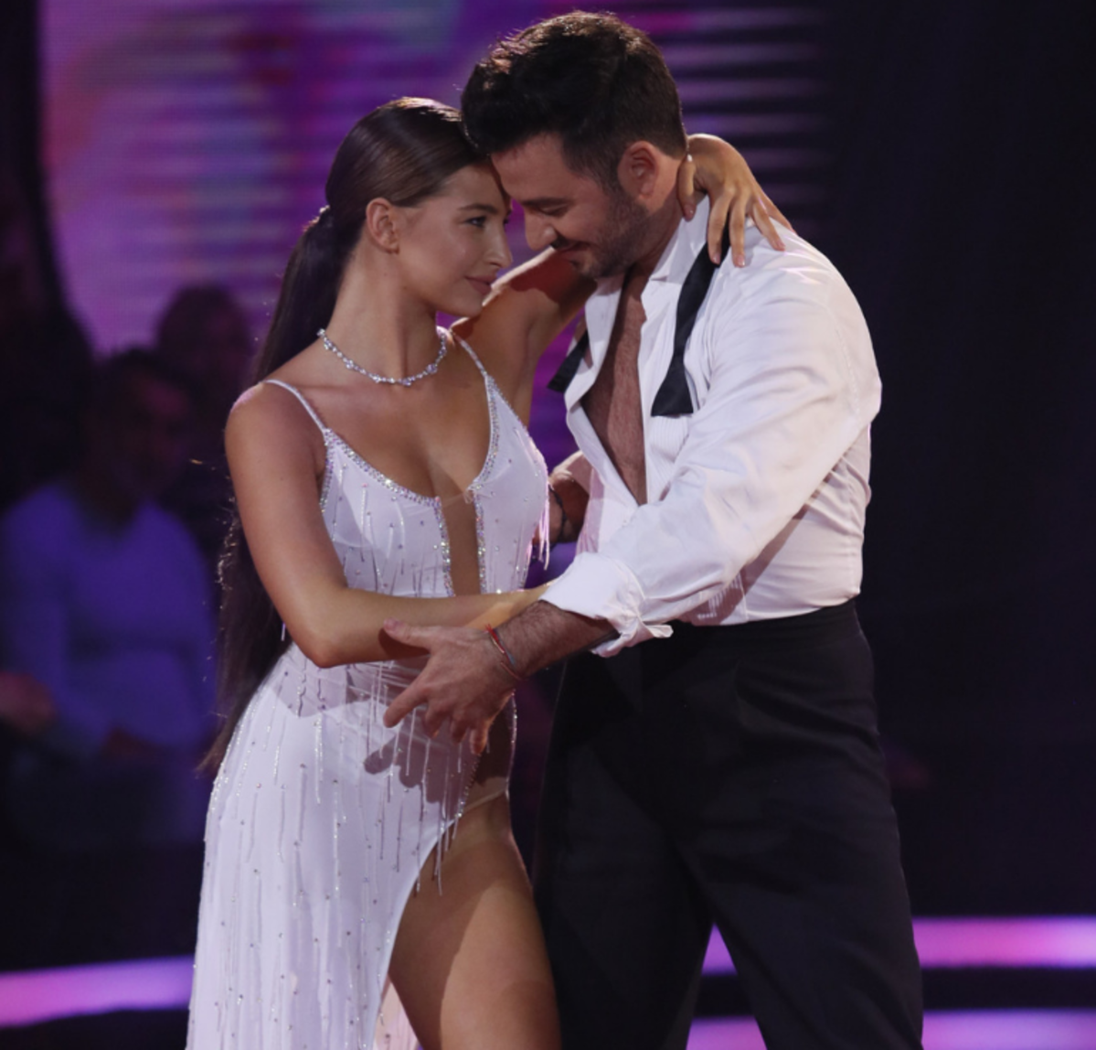 Julia Wieniawa i Stefano Terrazzino