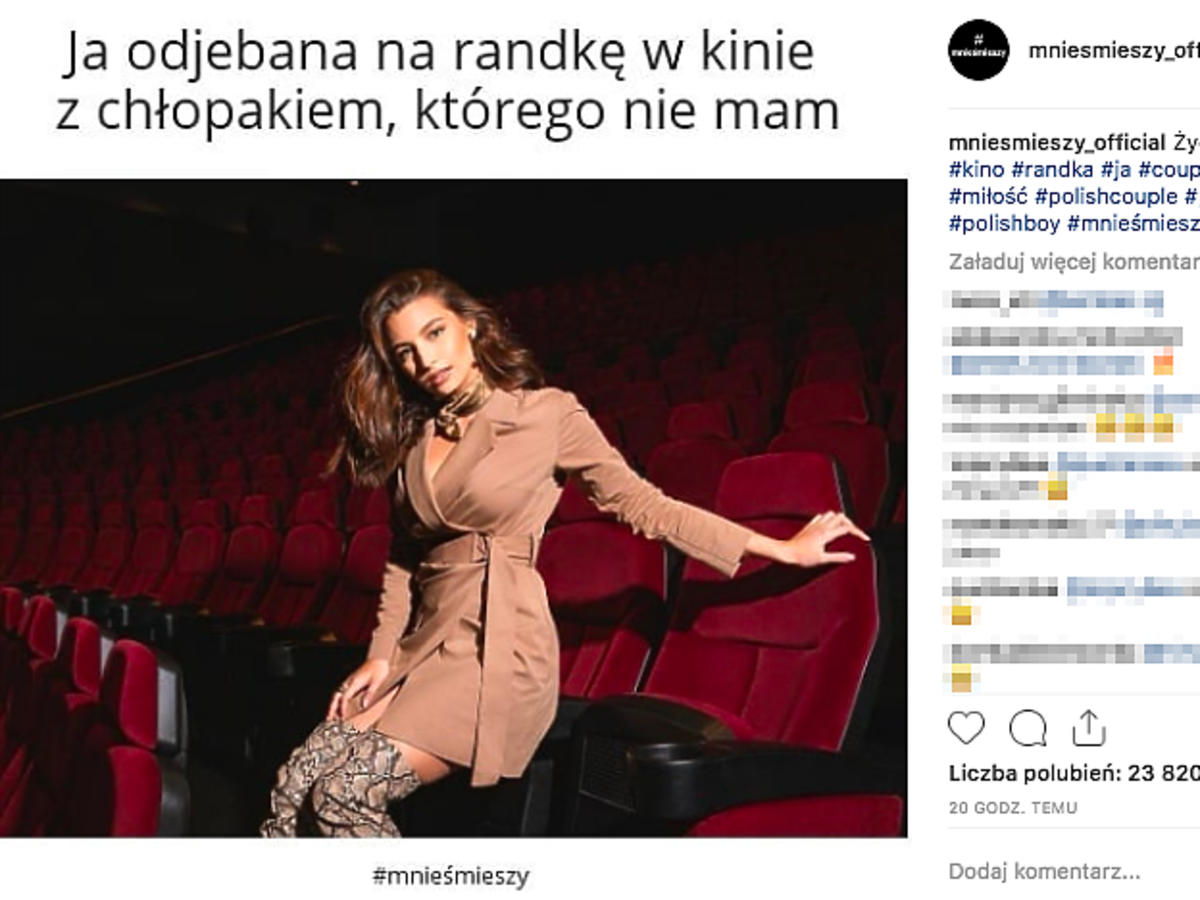 Julia Wieniawa mem