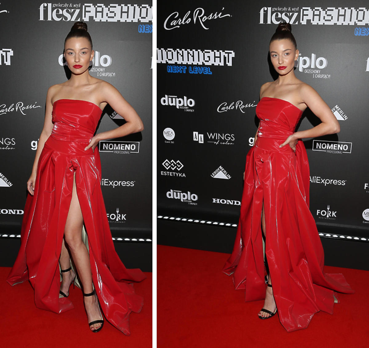 Julia Wieniawa na Flesz Fashion Night 2019