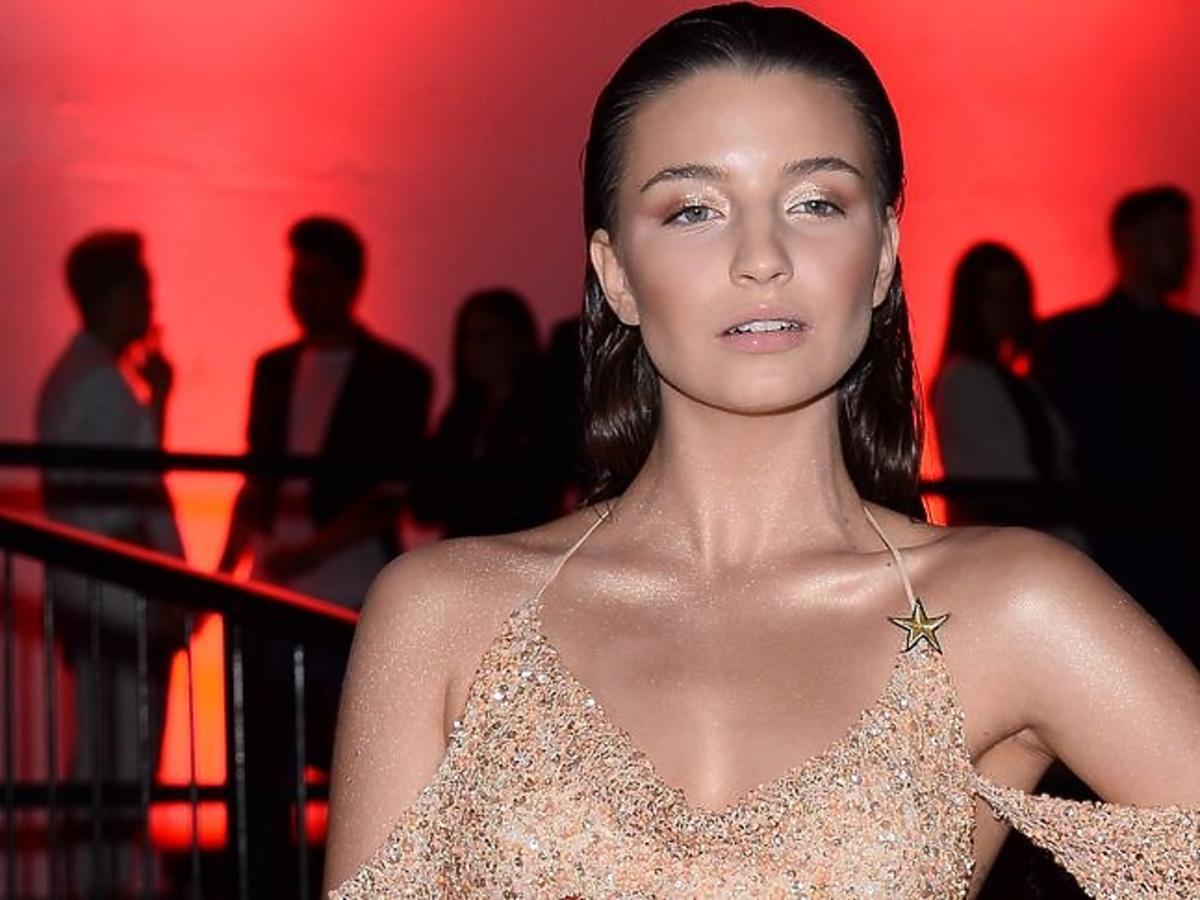Julia Wieniawa na Flesz Fashion Night