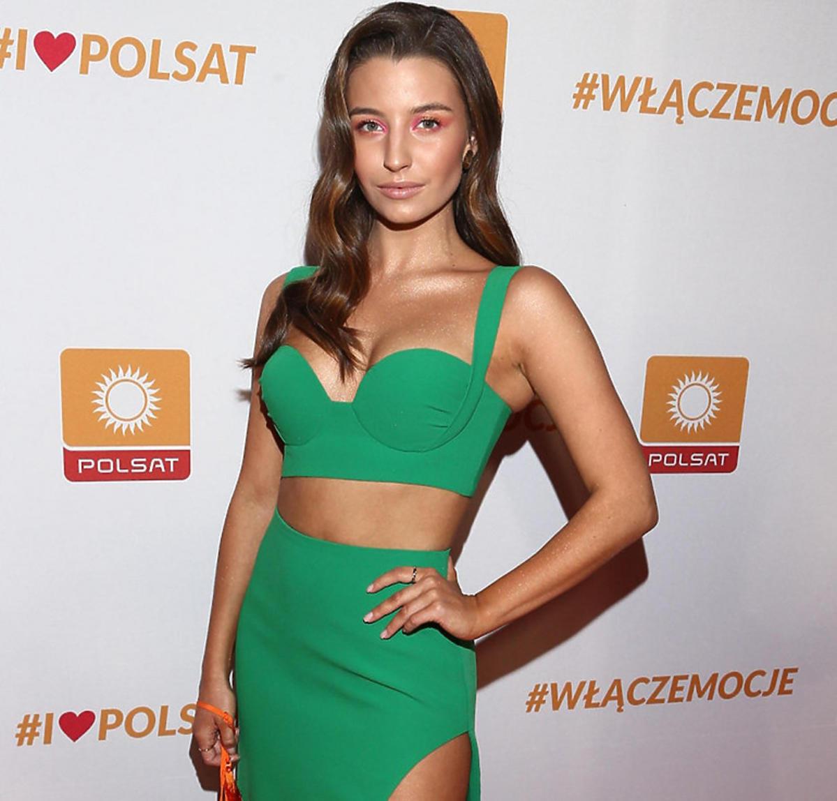 Julia Wieniawa na wiosennej ramówce Polsatu 2020