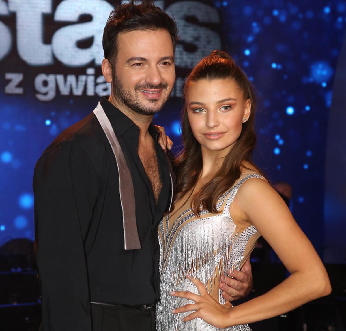 Julia Wieniawa o pierwszym tańcu