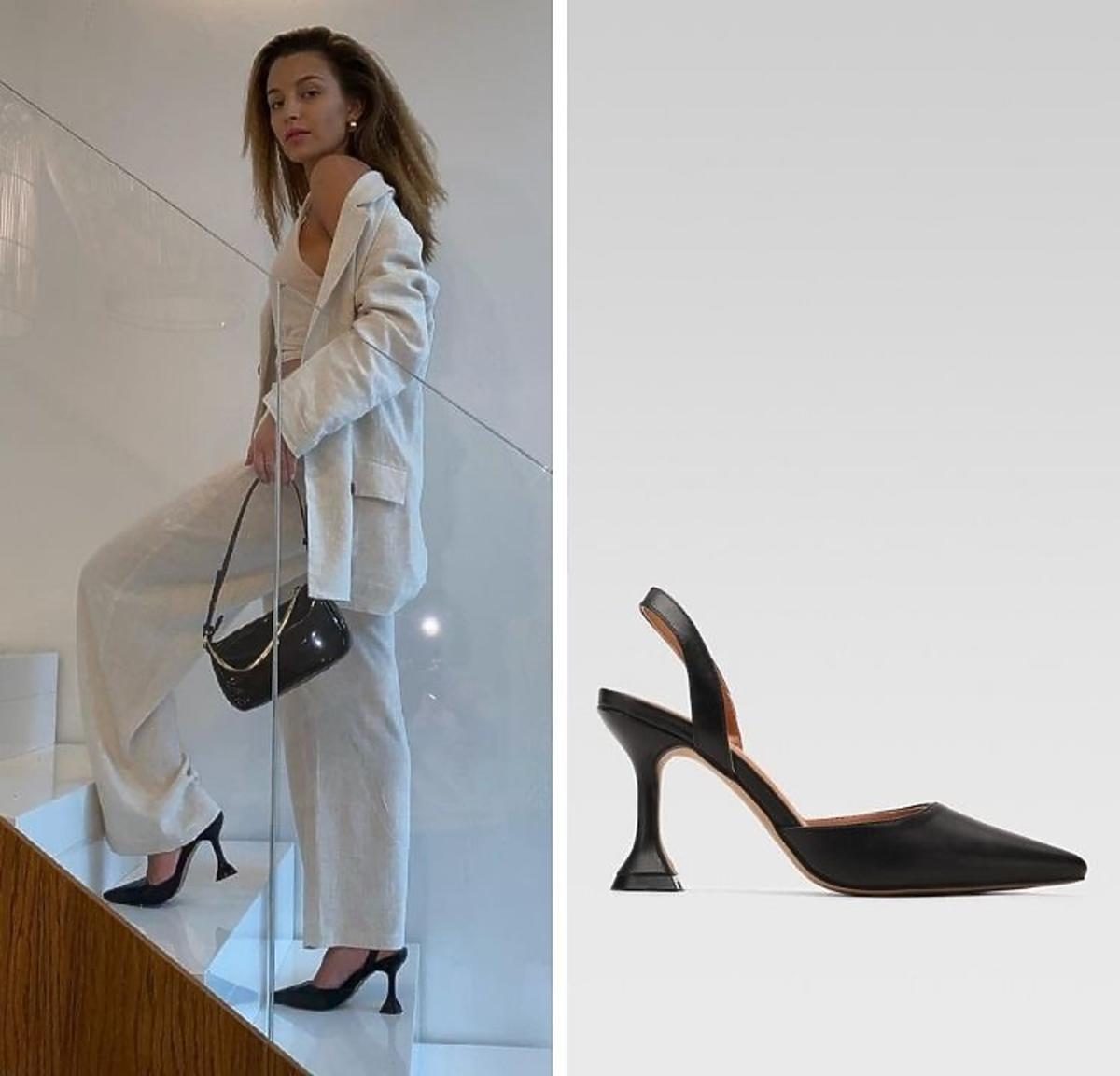 Julia Wieniawa w butach z CCC