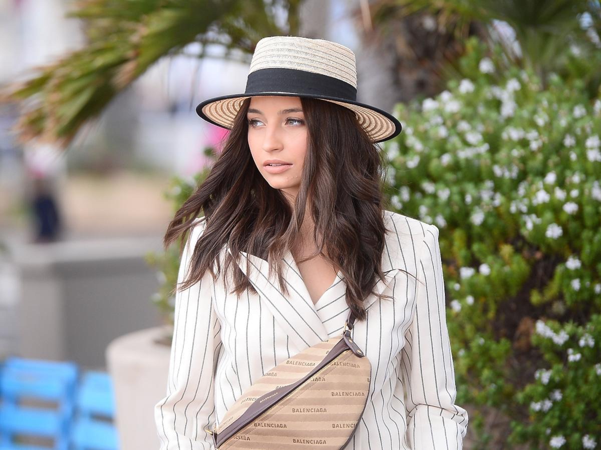 Julia Wieniawa w Cannes