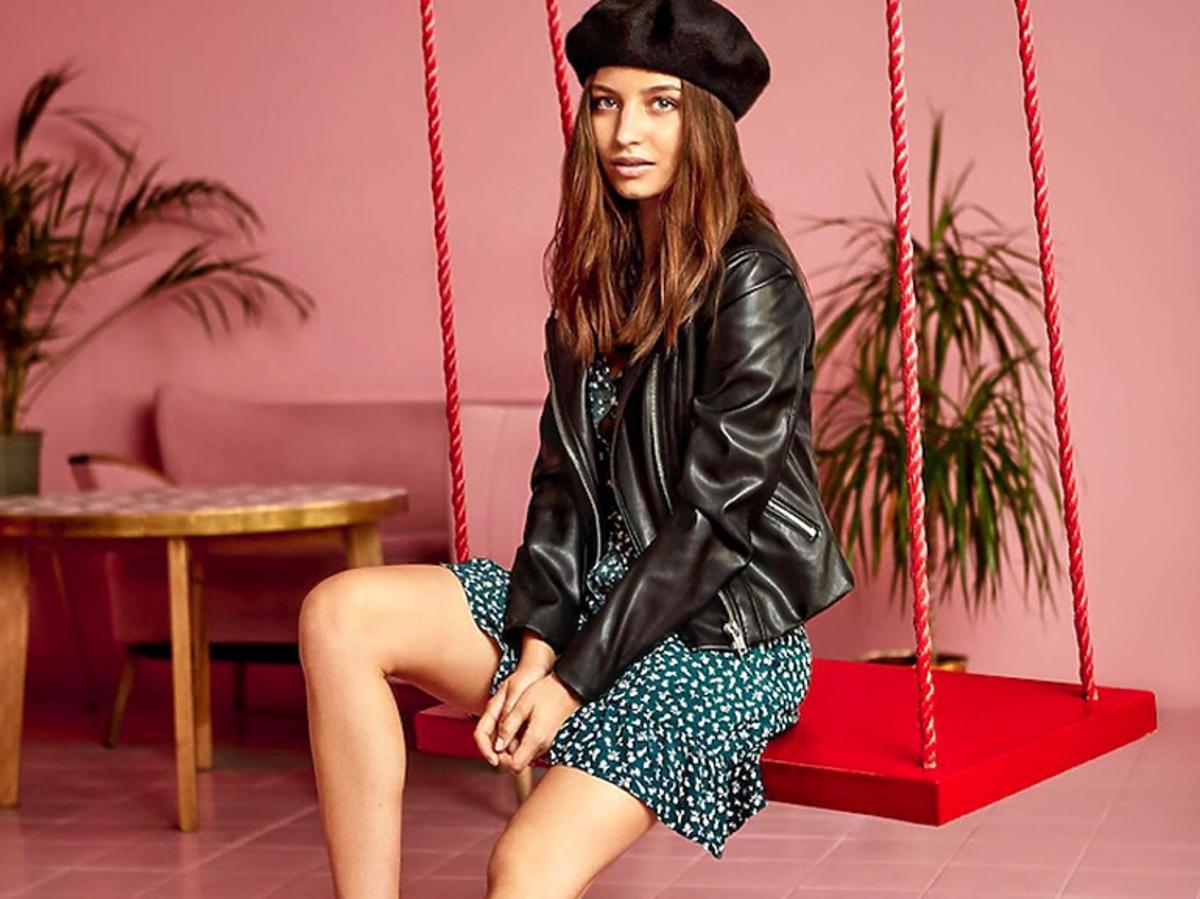 Julia Wieniawa w stylizacji z H&M