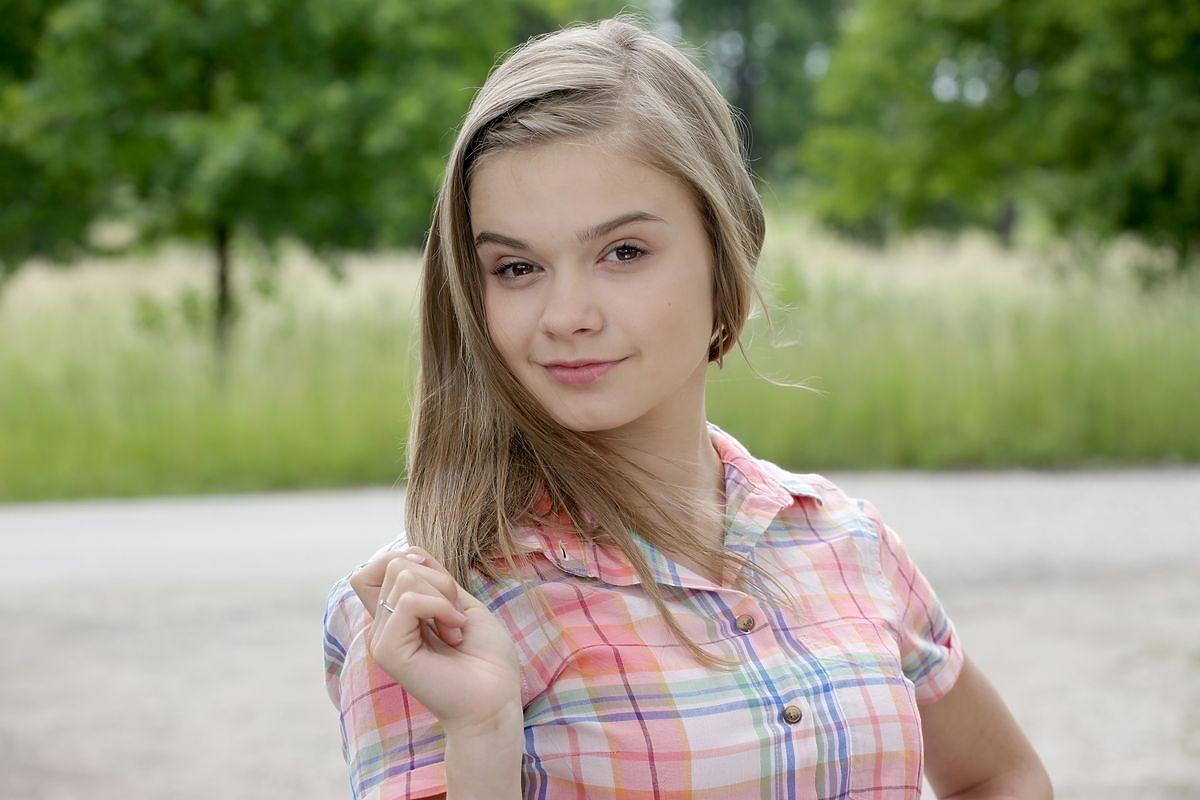 Julia Wróblewska jako Zosia w M jak miłość, jak się zmieniała