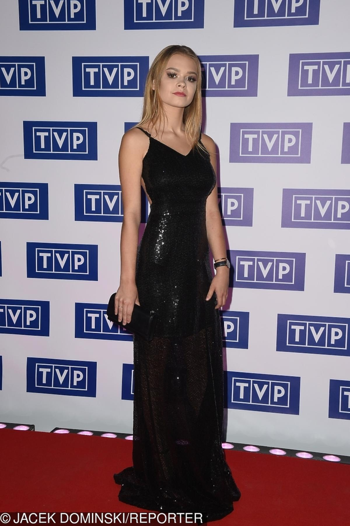 Julia Wróblewska na ramówce TVP