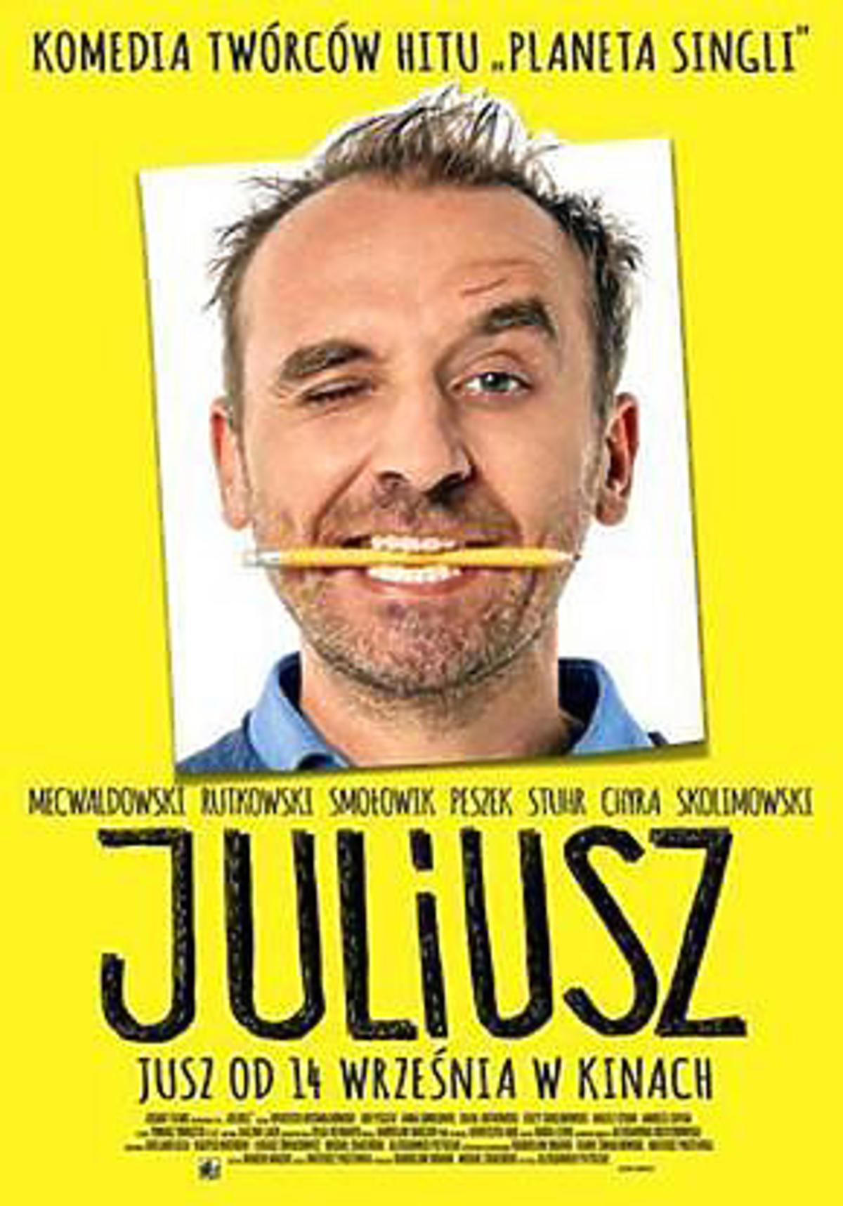 Juliusz plakat filmu