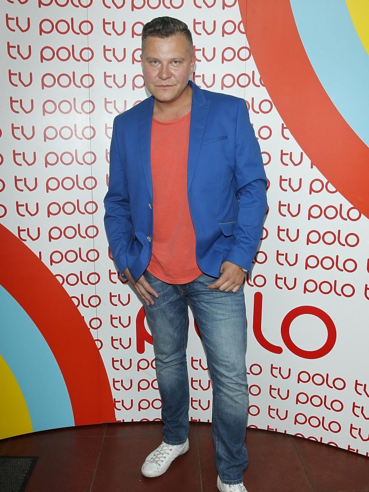 Jurgus na urodzinach Polo TV