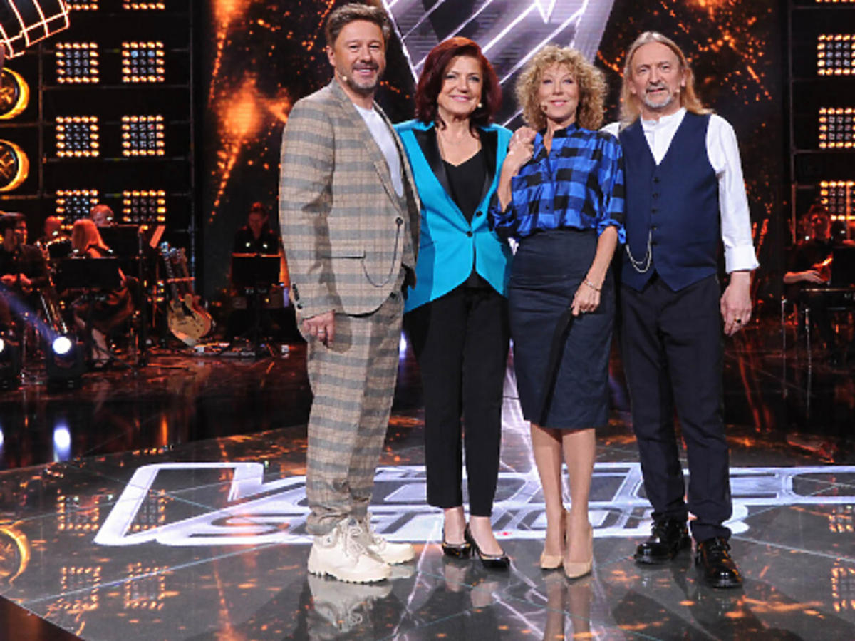 Jurorzy w programie The Voice Senior
