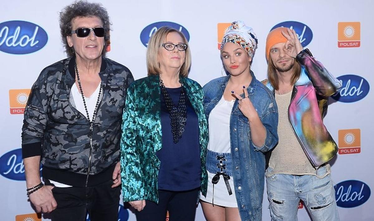 """Jury """"Idola"""" na konferencji prasowej"""