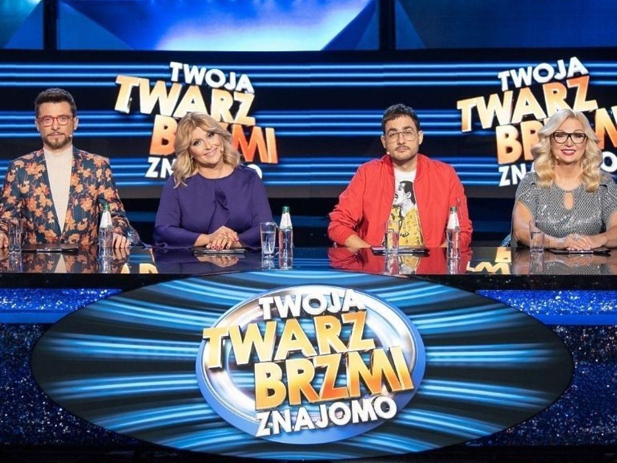 """Jury """"Twoja Twarz Brzmi Znajomo"""""""