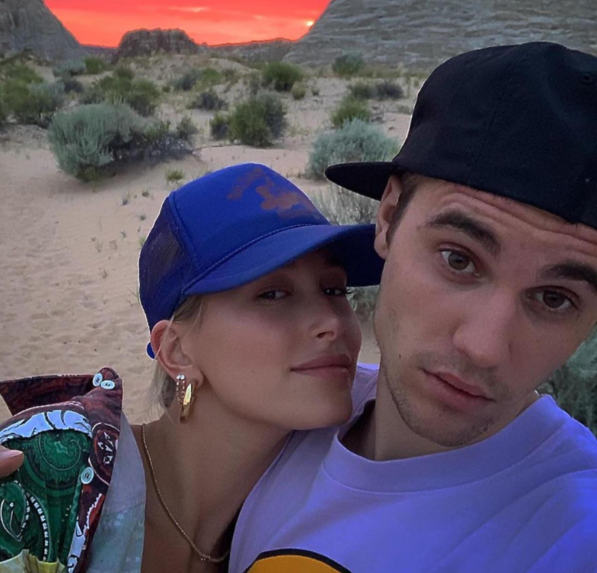 Justin Bieber, Hailey Baldwin na wakacjach