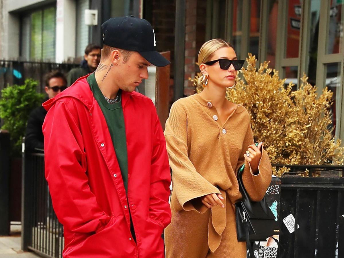 Justin Bieber, Hailey Bieber pokłócili sięw Nowym Jorku