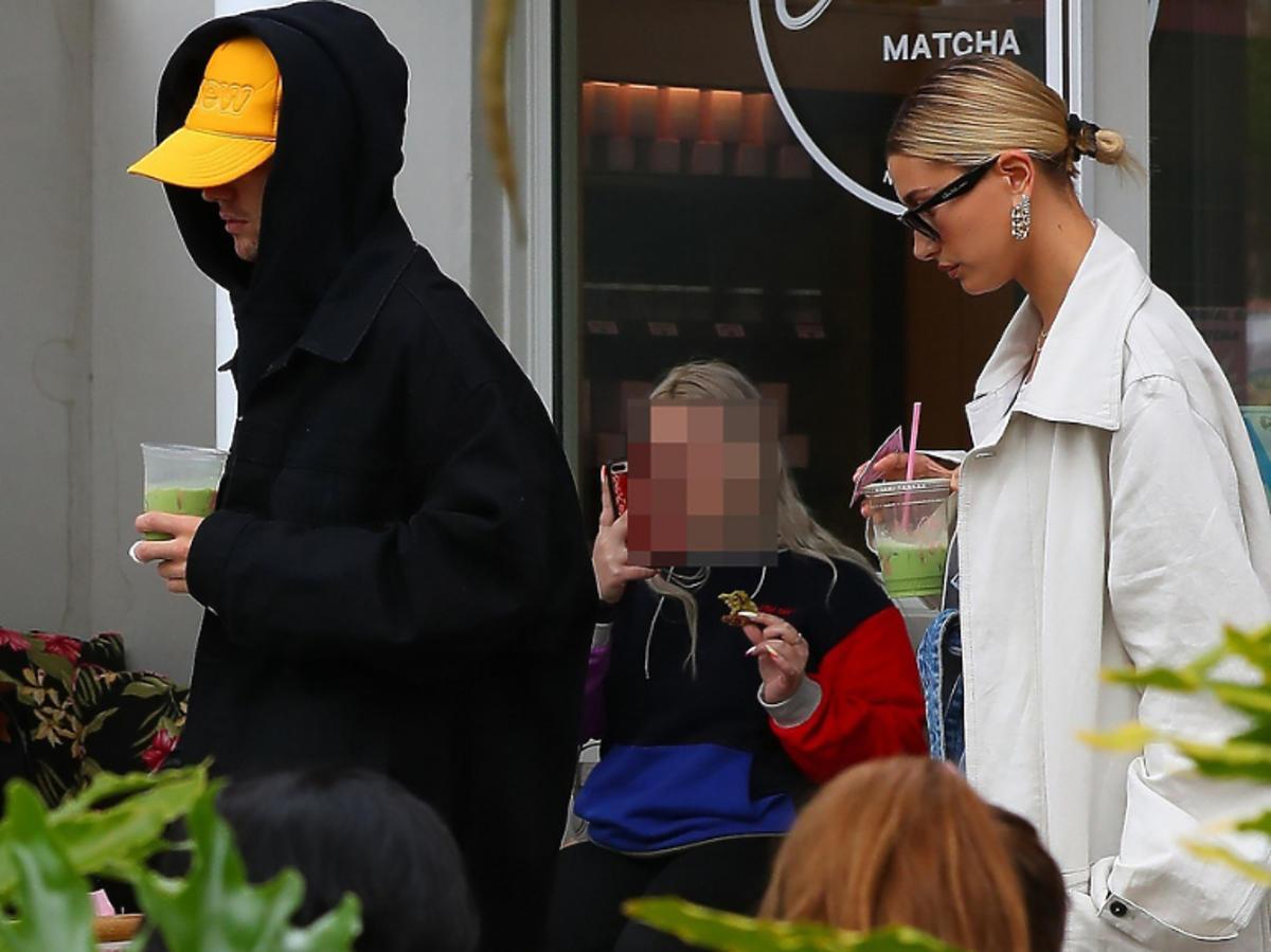Justin Bieber i Hailey Bieber na randce