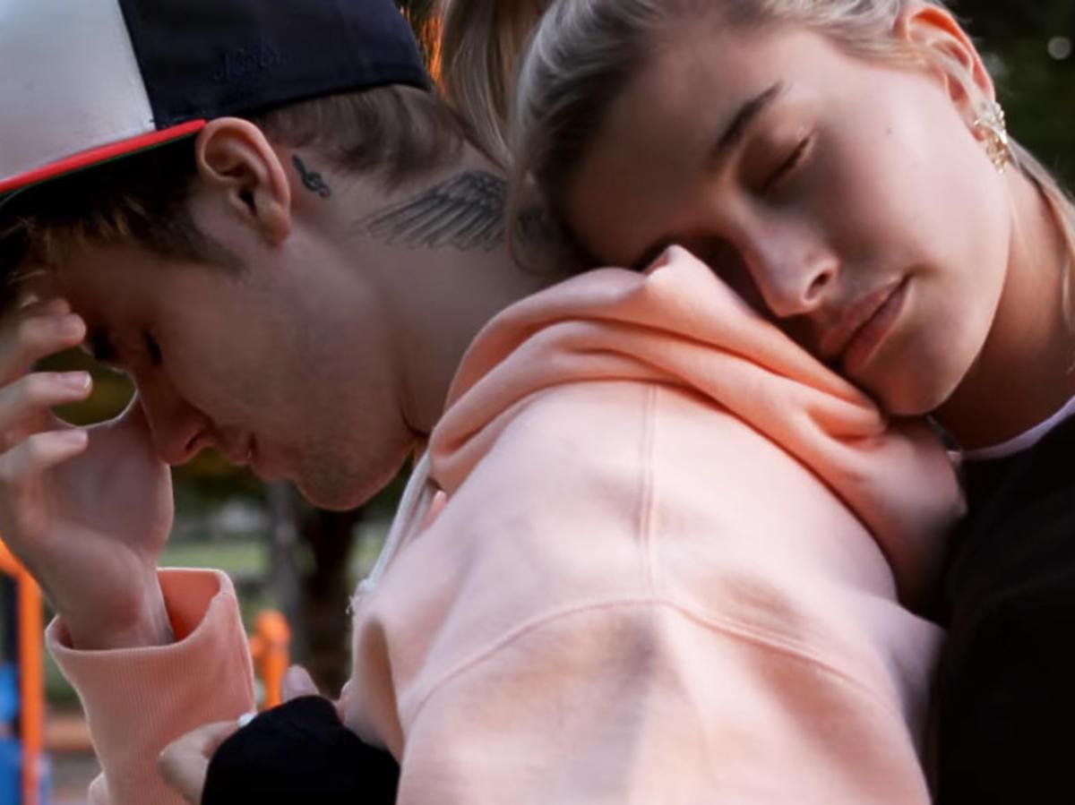 """Justin Bieber i Hailey Bieber w serialu dokumentalnym """"Seasons"""""""