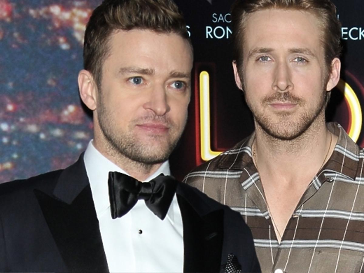 Justin Timberlake i Ryan Gosling w dzieciństwie