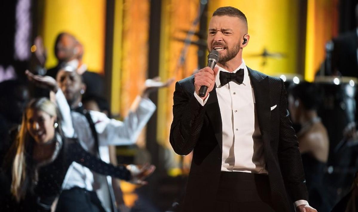 Justin Timberlake zachwycił swoim występem na Oscarach