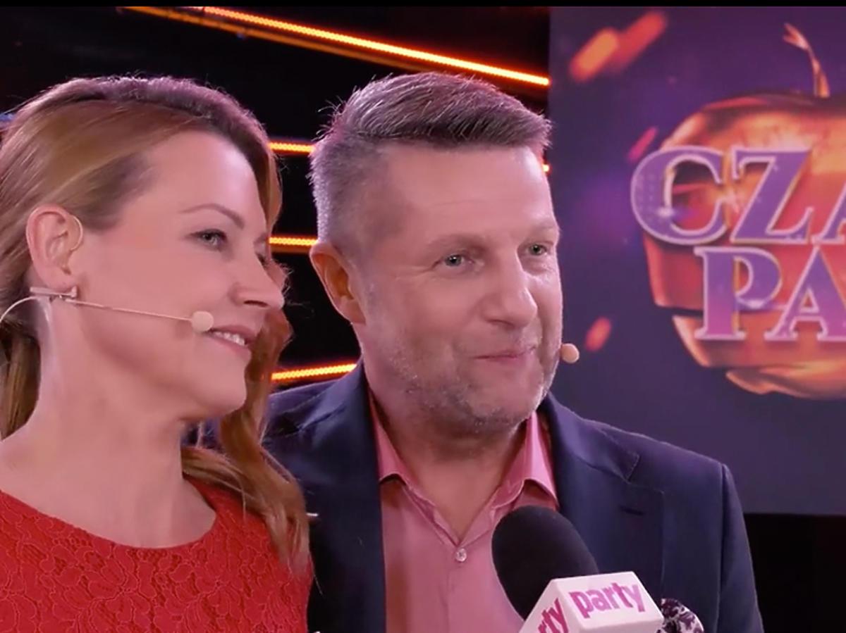 """Justyna i Mariusz Skrentni z programu """"Czar par"""""""