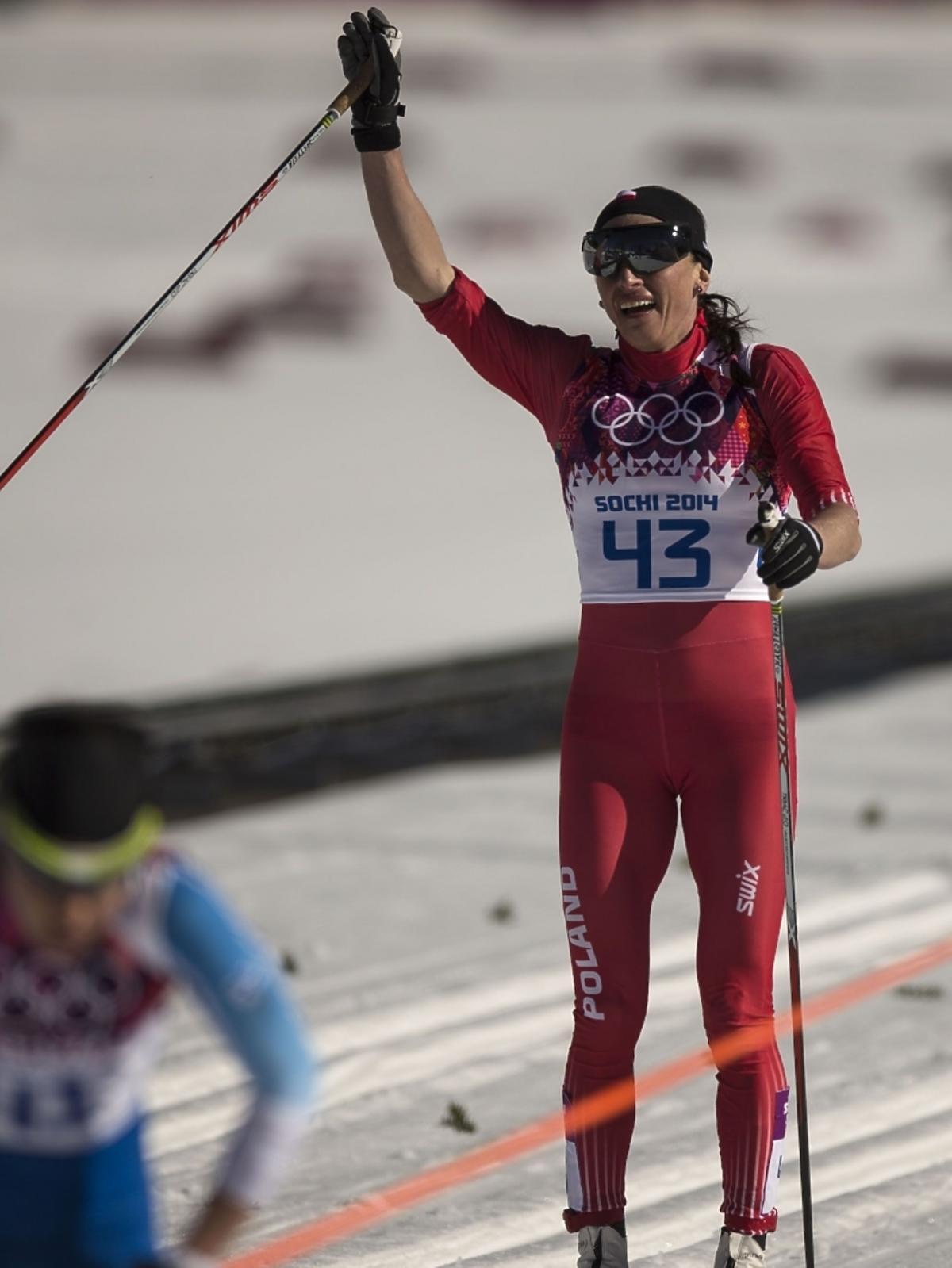 Justyna Kowalczyk na liście najbardziej rozpoznawalnych sportowców