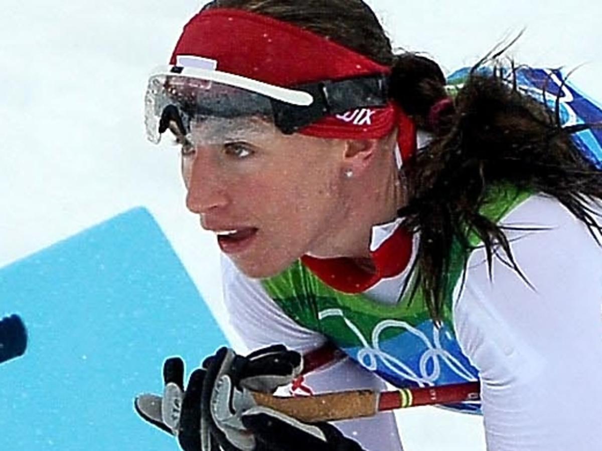 Justyna Kowalczyk zdobyła złoty medal olimpijski
