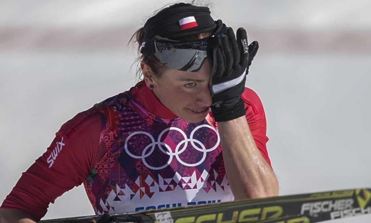 Justyna Kowalczyk zemdlała podczas Tour de Ski