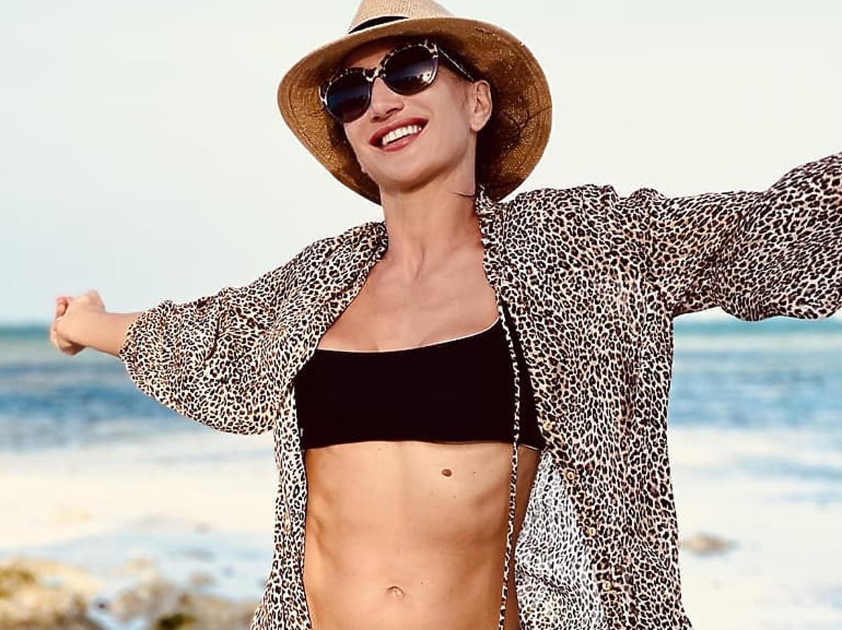 Justyna Steczkowska pokazała brzuch po porodzie