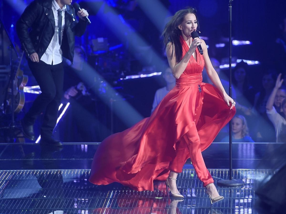 Justyna Steczkowska w The Voice of Poland
