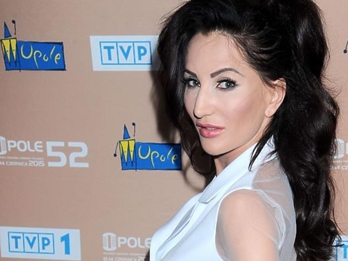 Justyna Steczkowska wyjechała za granicę