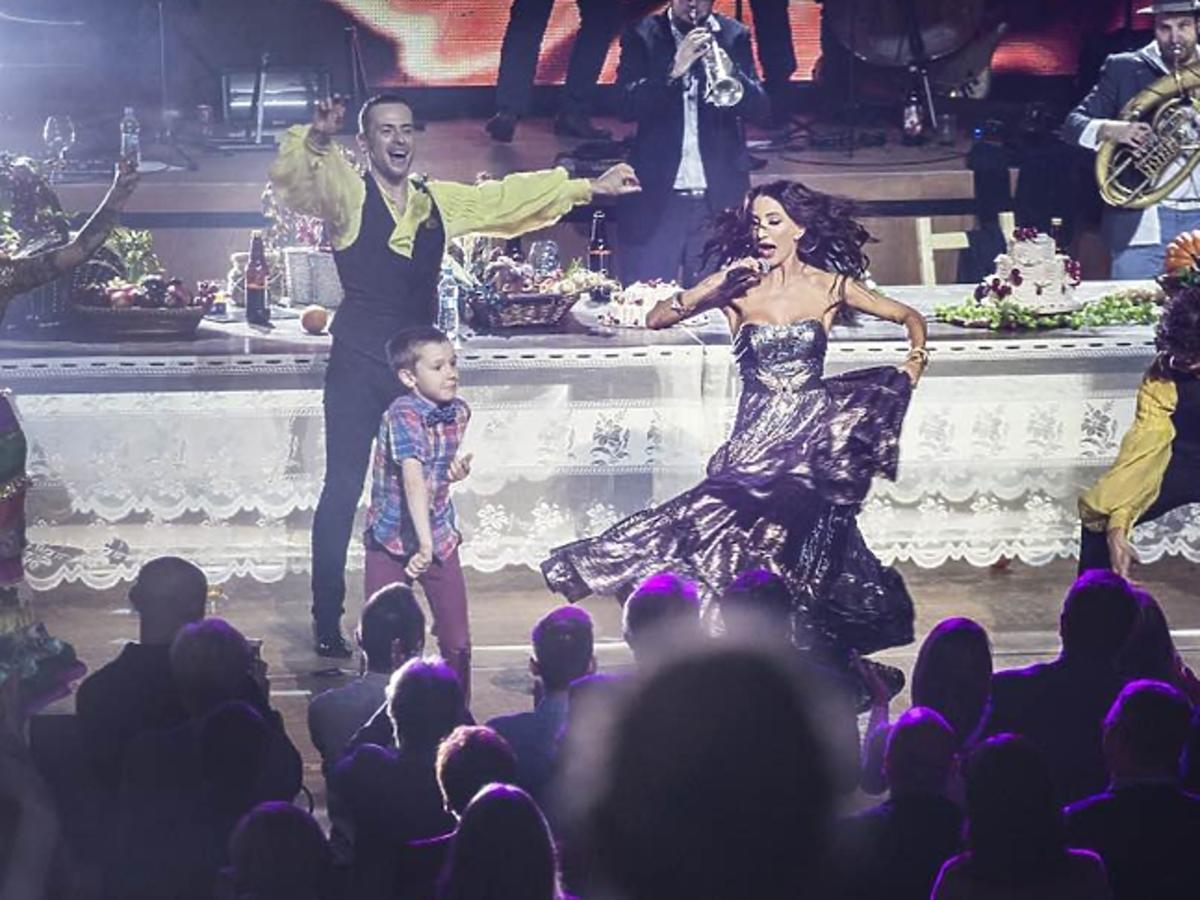 Justyna Steczkowska zaśpiewa z Jose Carrerasem