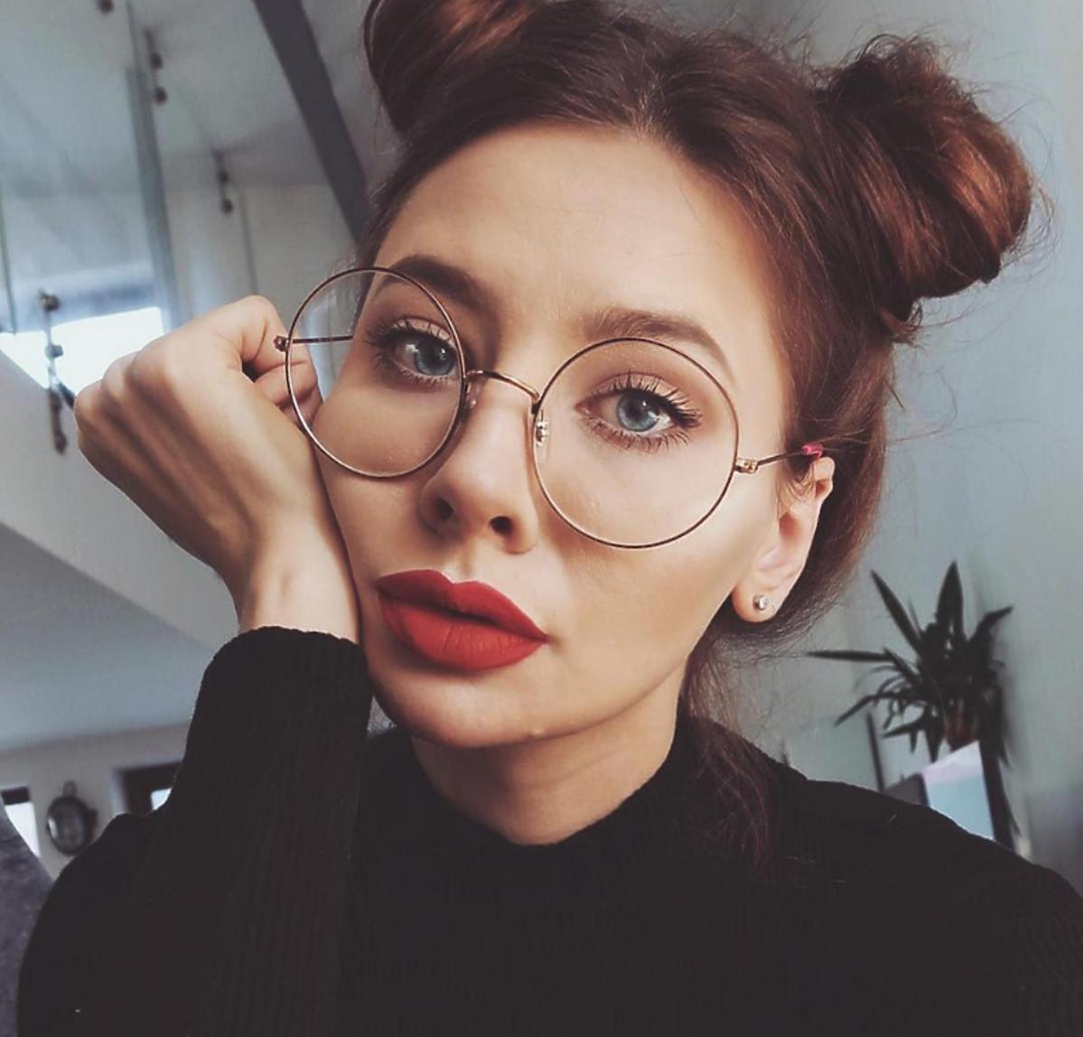 Justyna Żak Big Brother w okularach