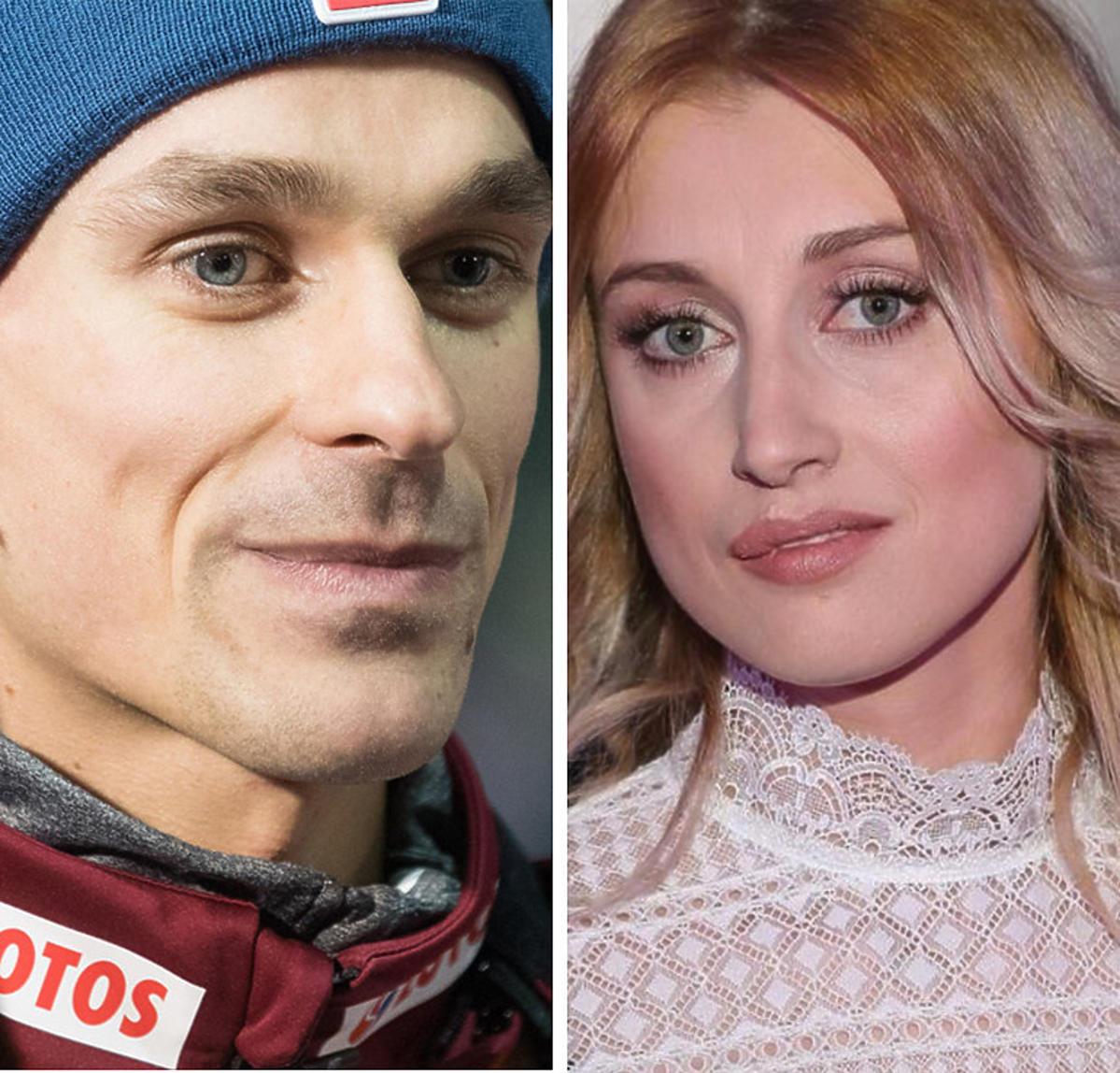 Justyna Żyła i Piotr Żyła nie potrafią dojść do porozumienia?
