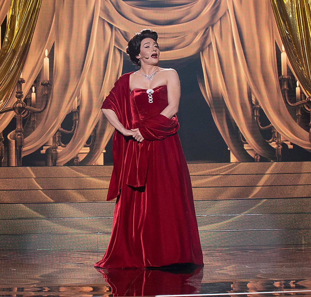 Kacper Kuszewski jako Maria Callas. Odcinek specjalny
