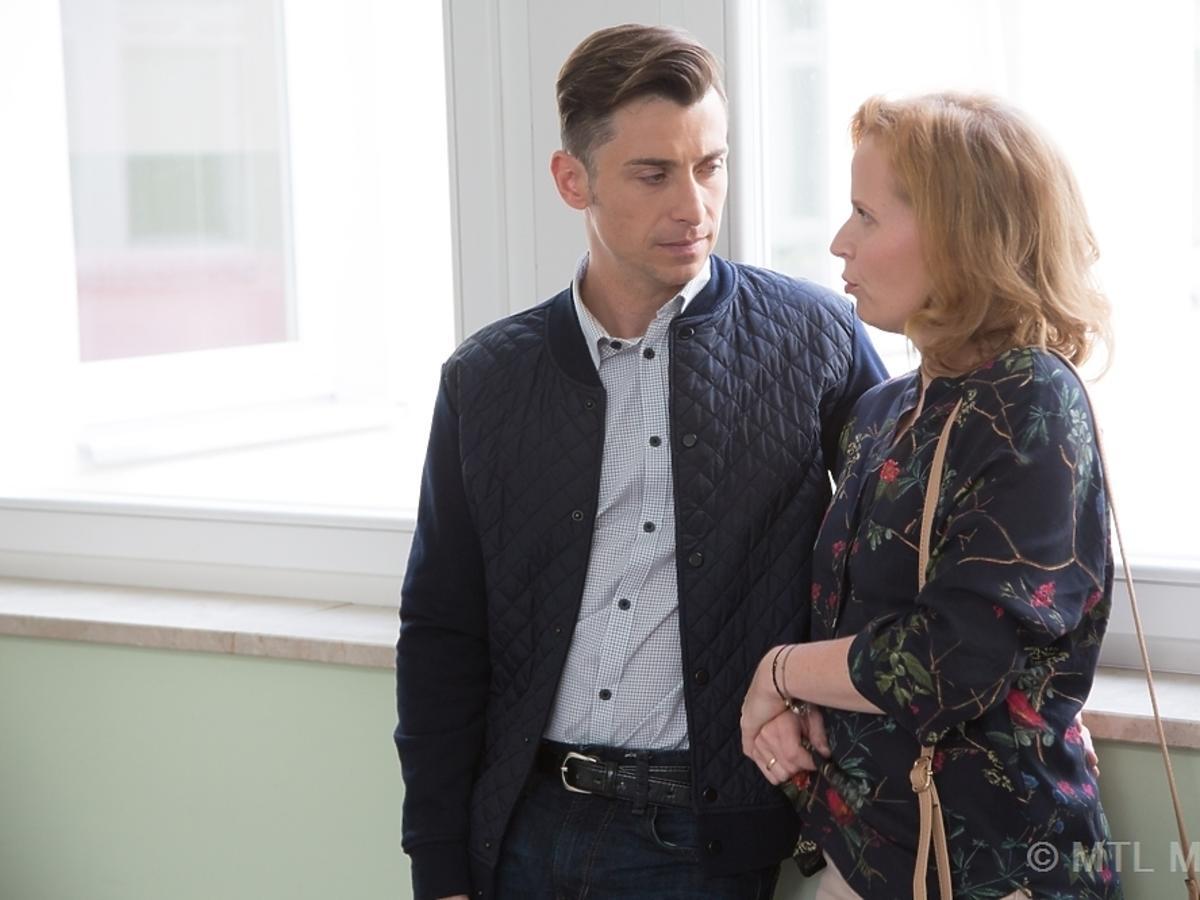 Kacper Kuszewski, serial M jak Miłość